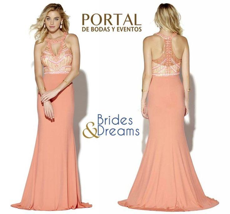 Mejores 268 imágenes de Vestidos de Fiesta Brides&Dreams en ...