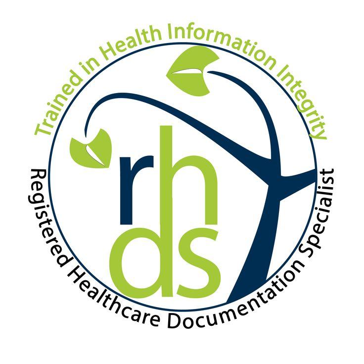 The new RHDS logo! Medical transcription, Medical