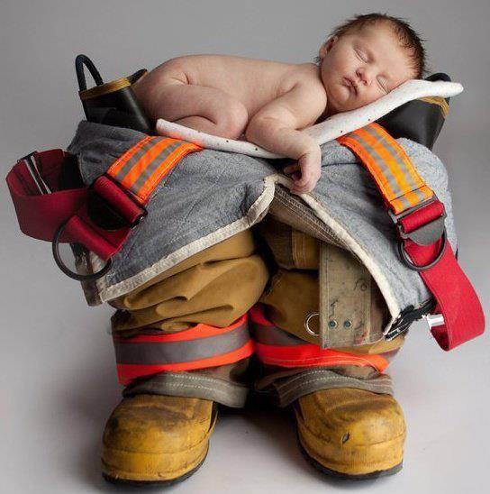 FUTURE FIREFIGHTER :)