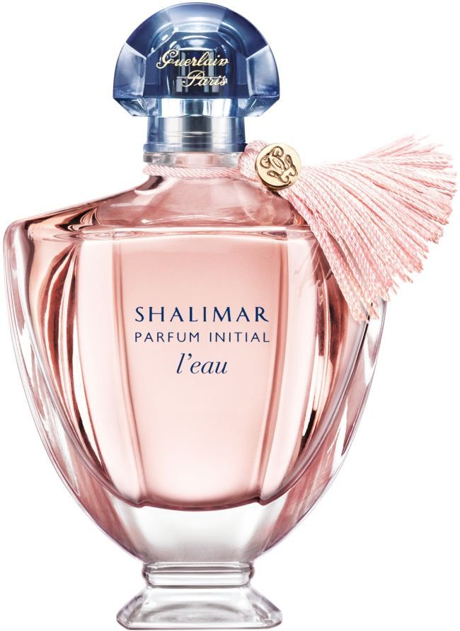 Guerlain Shalimar Parfum Initial l'eau Fragrance my grandmother used this perfume and so did my aunt