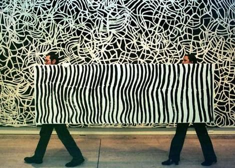 Until the works of Emily Kame Kngwarreye were profiled in  Time, New York dealers weren't interested in Aboriginal art.