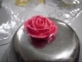 how to pipe a rose