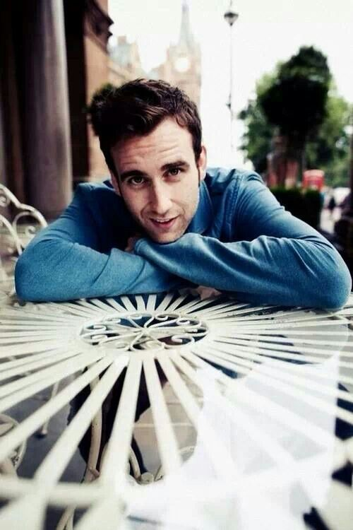 Matthew Lewis | man, puberty has done him well...
