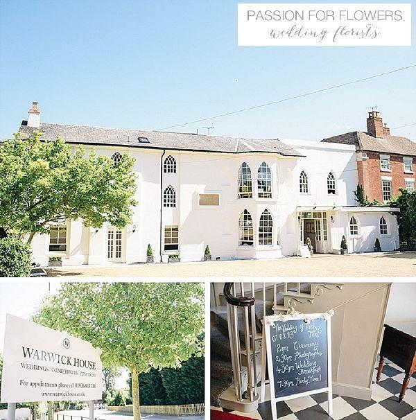 Wedding Flowers Warwickshire: 26 Best Warwick House Weddings Images On Pinterest