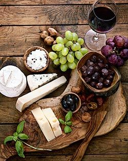 Top cheese and wine pairing tips