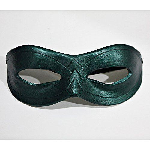 4 pics red dress green mask 94