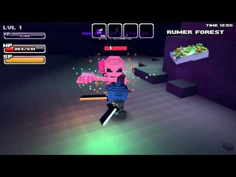 Cube World: Feel the Spirit