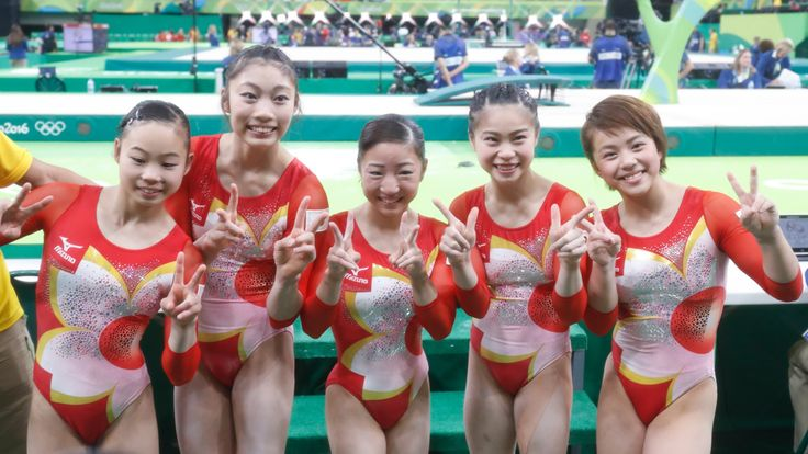 【DAY5】体操女子団体は日本が48年ぶりとなる4位入賞。競技終了後はそれぞれがやりきった表情を見せました。#がんばれニッポン #体操 #Rio2016 #リオ五輪 #オリンピック