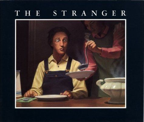 Chris Van Allsburg books are wonderful. More for the older primary student grades 3-5.