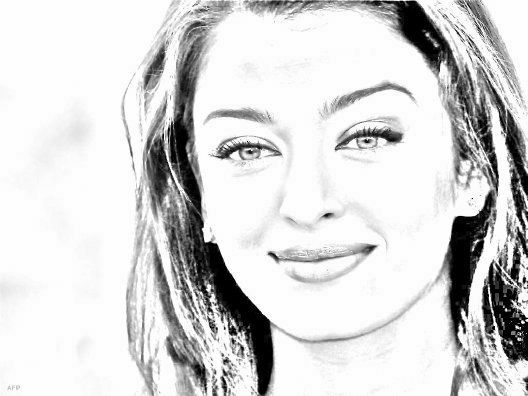 8 best Beautiful Bollywood Sketches images on Pinterest