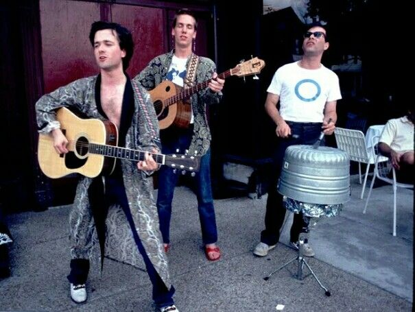 VIOLENT FEMMES  Saw them with Milwaukee's Couch Potatoes in 1984. Great show in a small venue.