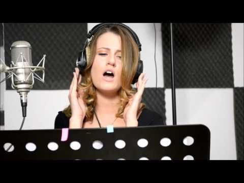 Crazy in Love - Fifty Shades of Gray (cover by Jessica Ruscitti) - YouTube