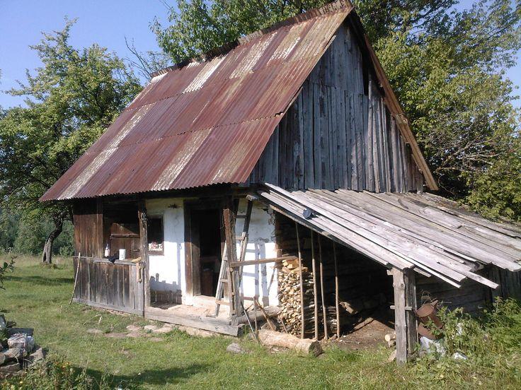 Casa Veche La Dealul Negru Old house in Black Hill