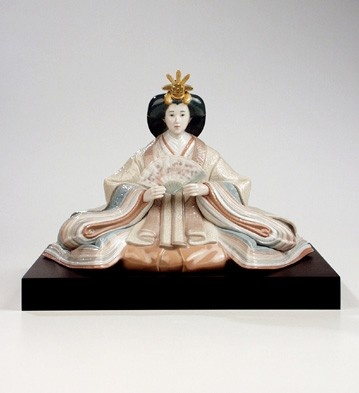Lladro 08049 Hina Dolls - Empress