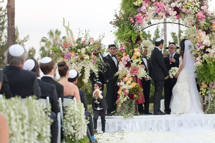 Getting out of the Rut #Persian and #Jewish #wedding