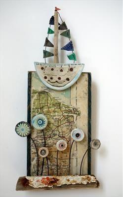 Moors to coast - Shirley Vauvelle