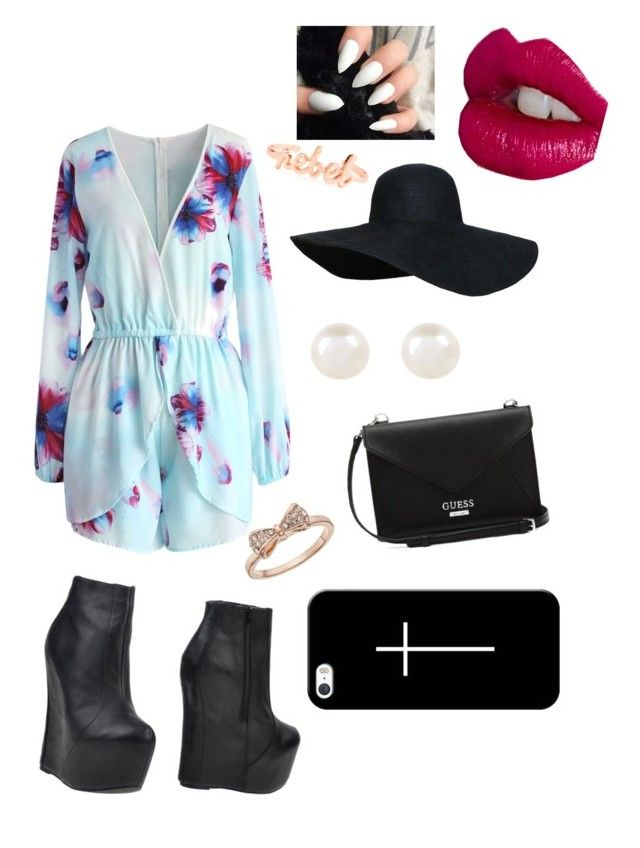 """Church/cookout outfit"" by amariluvv ❤ liked on Polyvore"