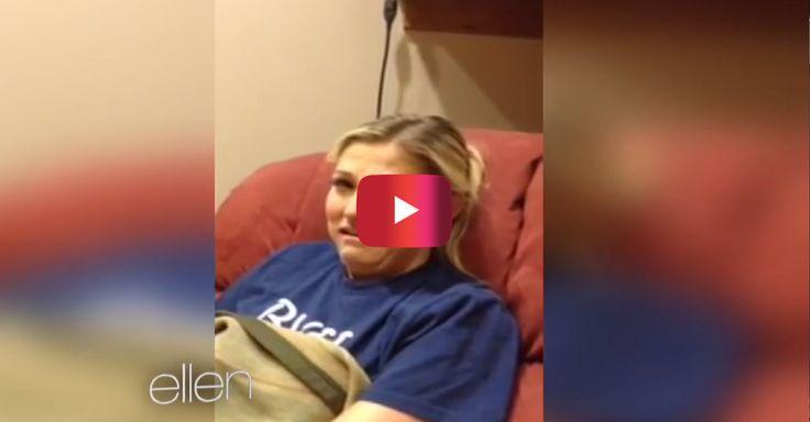 Wisdom Teeth Dream Come True On Ellen   Rare