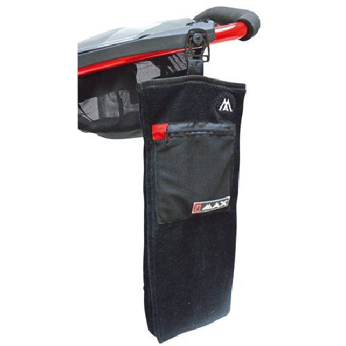 Always keep your hands dry and clubs clean with this great value golf accessory towel by Big Max!
