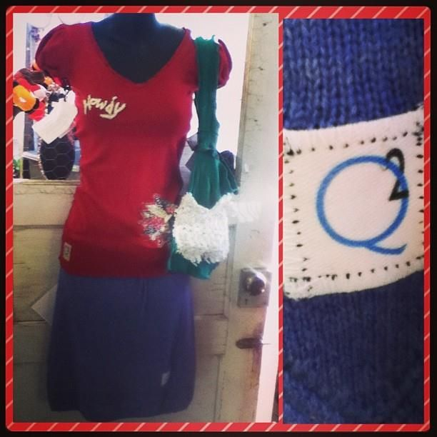 One-of-a-Kind #Upcycled #Fashion Pieces by Q2 Creations #YYC #Calgary