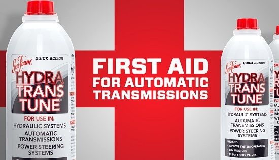 Sea Foam Official Video: How to add Hydra Trans Tune to automatic transmission fluid
