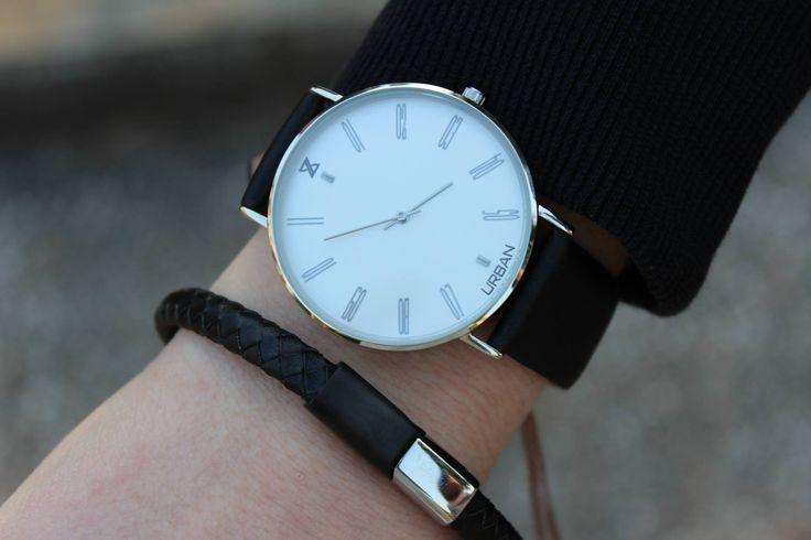 orologio e bracciale serie urban