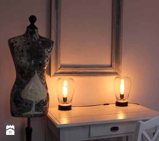 Lampa black Vintage Edison - zdjęcie od fajnewnetrze