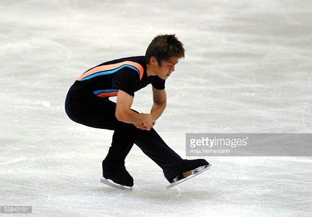 ICE 2002 Gelsenkirchen Daisuke TAKAHASHI/JPN