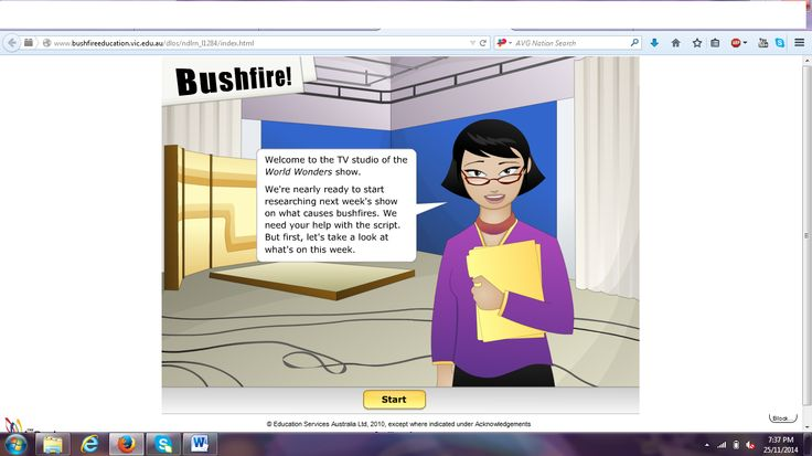 Here is the interactive game.. The link is at the top of the picture =)