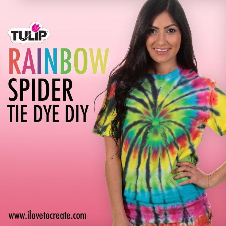 one step tie dye kit instructions