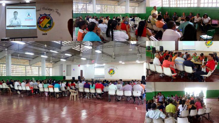Educación y Pedagogía - enseñanza aprendizaje y formación en Cartagena Co.: El Antidía E en el INEM Cartagena Co.