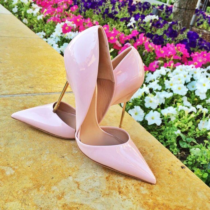 Love!!! Kurt Geiger London Bond in pale pink! #Nordstrom #kurtgeiger