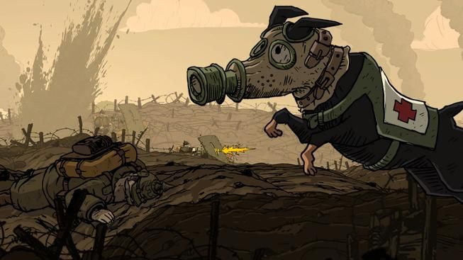 Valiant Hearts: The Great War - recenze - Games.cz