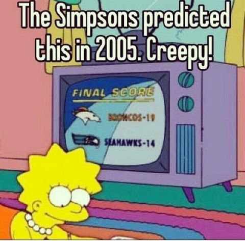 Simpsons Predict 3 Super Bowl WINNERS  B491d53ce524a5cea1f4feb4dadcabe6--futurama-simpsons-simpsons-episodes