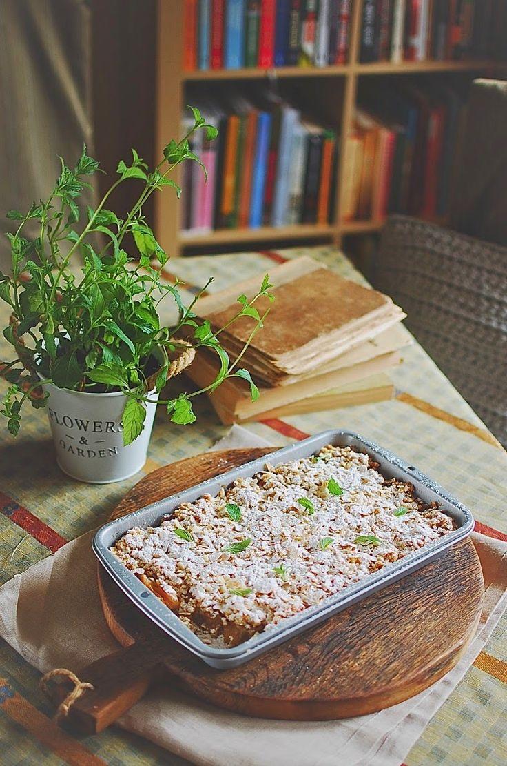 Asia White Kitchen: O szarlotkach