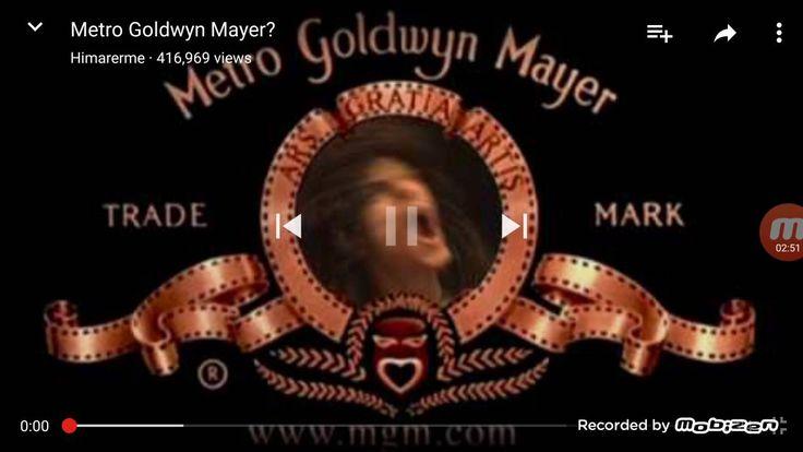 Metro Goldwyn Mayer Logo Parodies