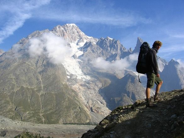 10 Best Hiking Trails in the World. It is my goal to get to at least one-third of them before I die.