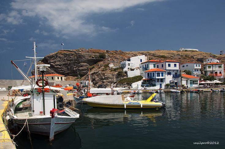 1365 days, 1200 photos, one country, - Agios Efstratios Island, Lesvos