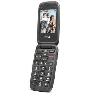 Téléphone portable Doro 612 Noir - Téléphone Senior