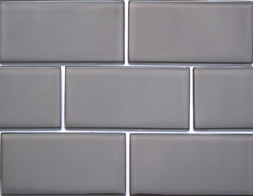also am lovin' gray subway tiles for the bathtub