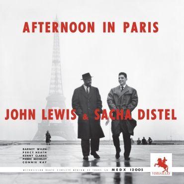 【澤野工房】AFTERNOON IN PARIS 【アナログ盤】/ジョン・ルイス / サッシャ・ディステル