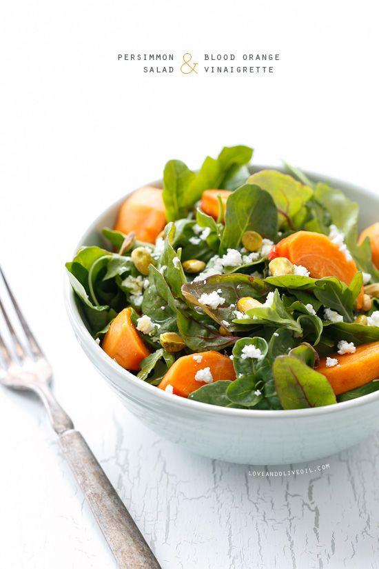 ... Orange Vinaigrette, Bowls Soups Salads, Blood Orange Olive Oil Recipes