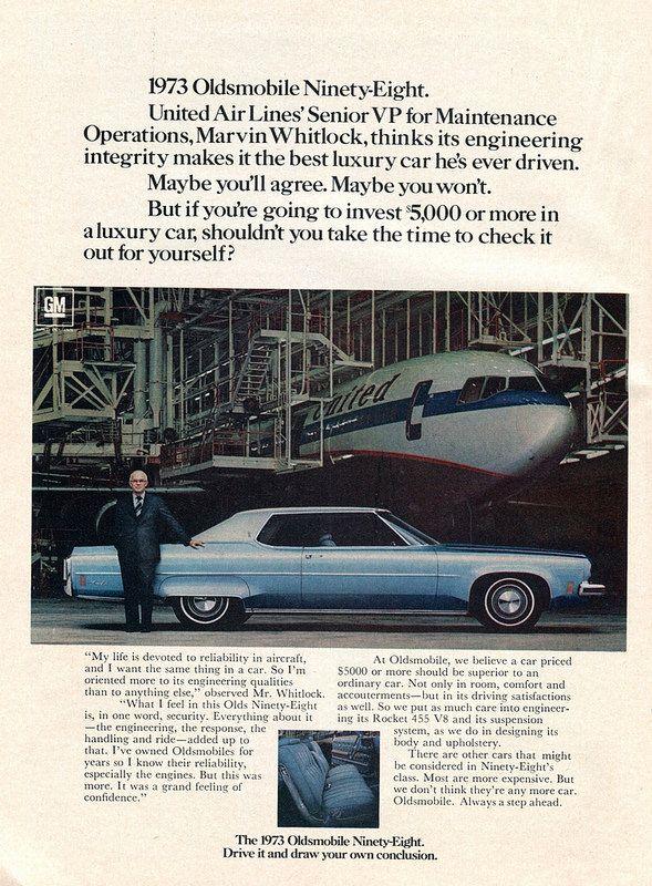 1973 oldsmobile ninety