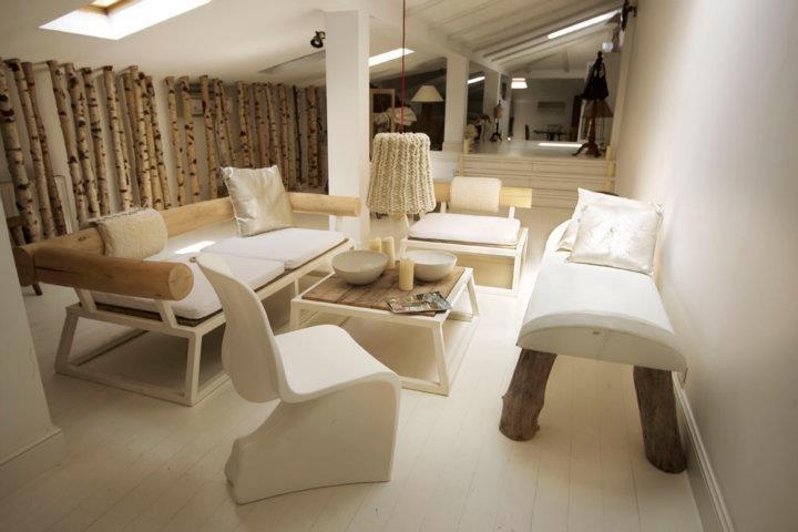 Atelier Anda Roman - attic, detail.