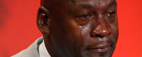 Can sharing the Crying Michael Jordan meme get you sued?... #MichaelJordan: Can sharing the Crying Michael Jordan meme get… #MichaelJordan