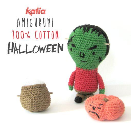 1000+ images about halloween amigurumi on Pinterest ...