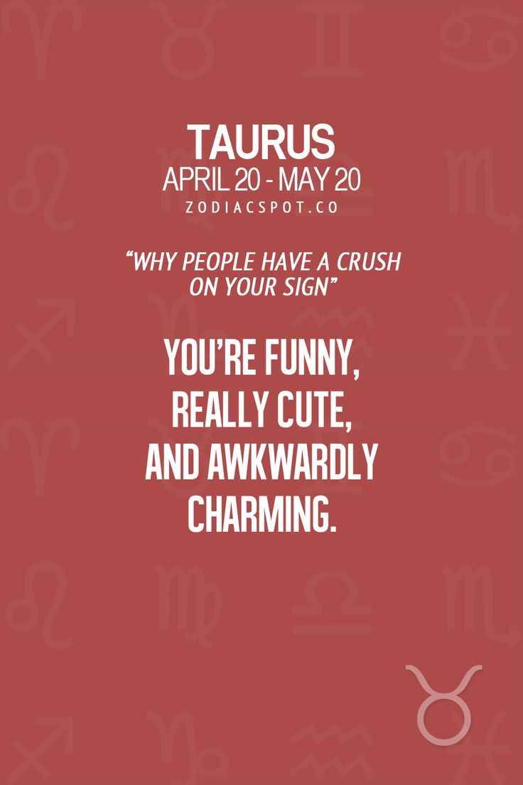 zodiacspot:  Find out why people have a crush on your sign here