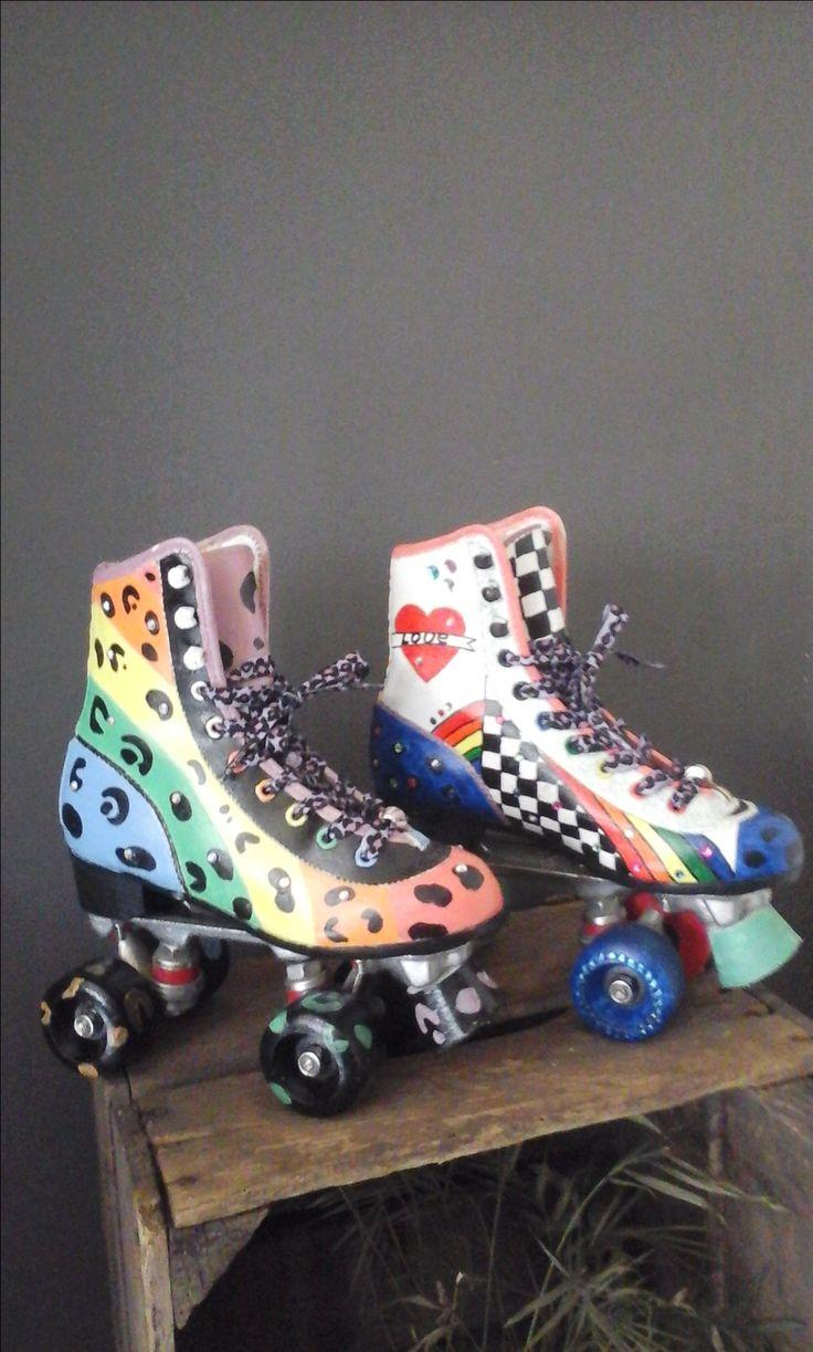 Dukes roller shoes - Deze Rolschaatsen Zijn Gepimpt Door Linda 79