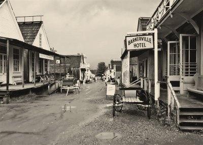 Original Barkerville, BC