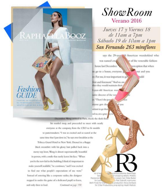 Fashion ShowRoom Raphaella Booz